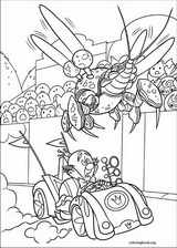 Wreck-It Ralph coloring page (064)
